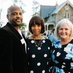 Parks and People President Tony Rodgers Mayor Catherine Pugh CEO Lisa Schroeder