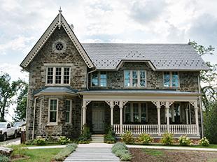 historic stone house